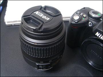 Nikon AF-S DX Zoom Nikkor ED 18-55mm F3.5-5.6G