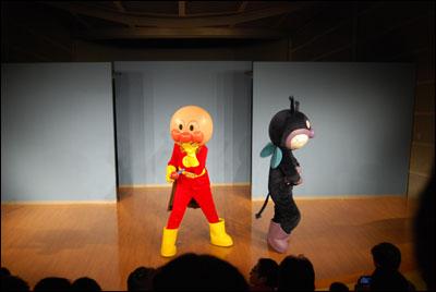 アンパンマンこどもミュージアム、やなせたかし劇場