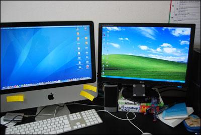 デュアルモニターとParallels Desktop(パラレルズ デスクトップ)の組み合わせが最高な件